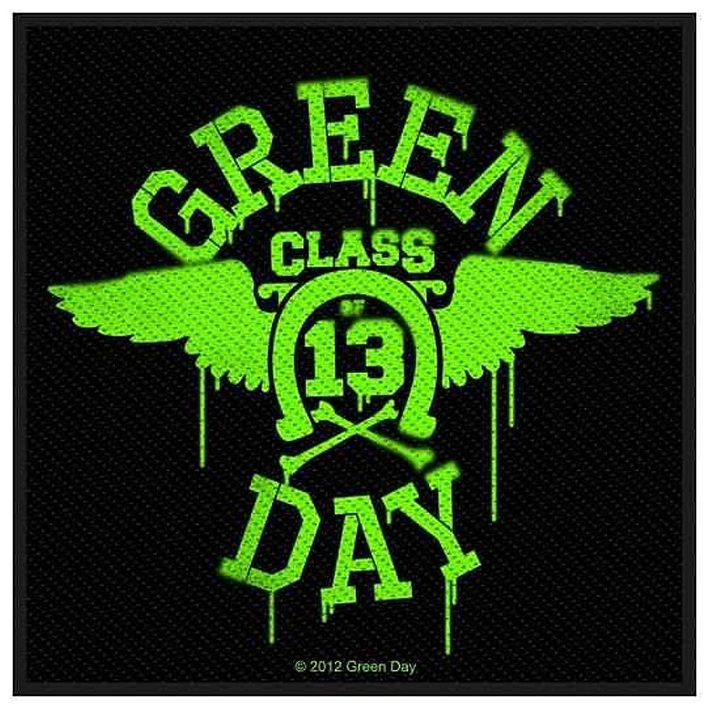 Aufnäher Green Day