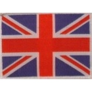 Aufnäher Great Britain