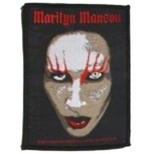 Aufnäher Marilyn Manson