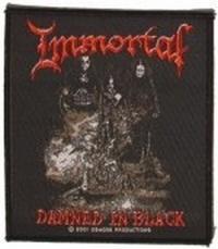 Aufnäher Immortal
