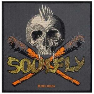 Aufnäher Soulfly