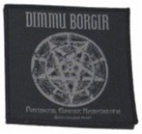 Aufnäher Dimmu Borgir