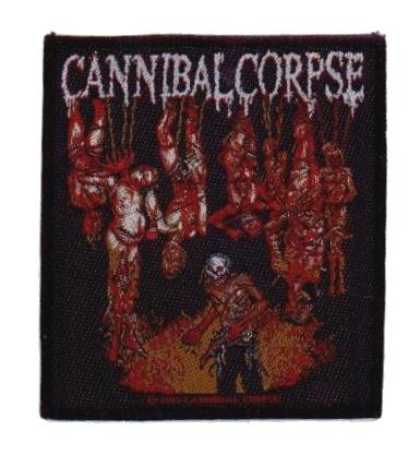 Aufnäher Cannibal Corpse