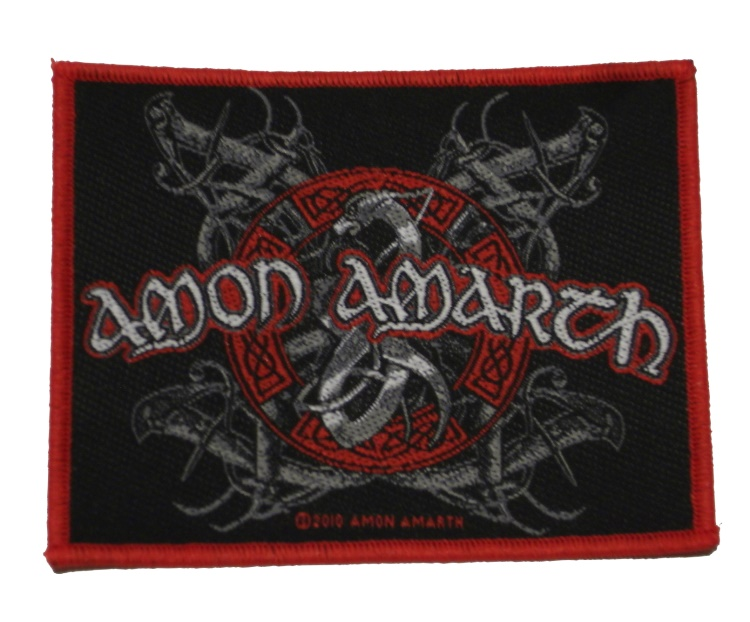 Aufnäher Amon Amarth