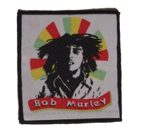 Aufnäher Bob Marley