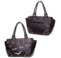Handtasche Fledermaus Banned Alternative Wear