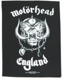 Rückenaufnäher Motörhead