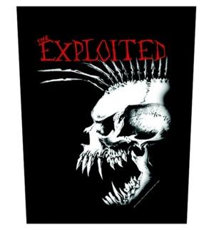 Rückenaufnäher Exploited