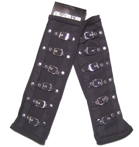 Armstulpen Buckle Evil Clothing