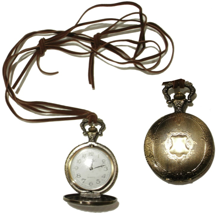 Locket Pocket Watch Steampunk