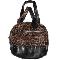 Handtasche Leopardenmuster