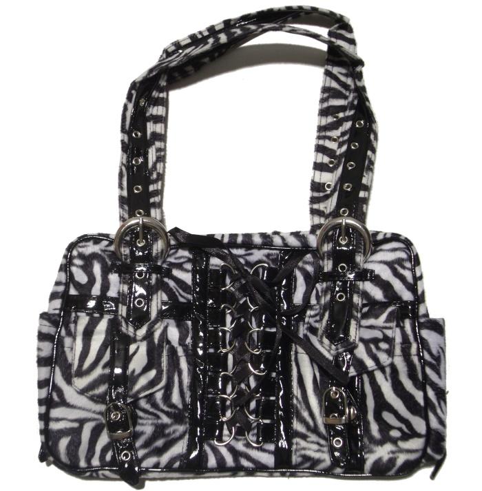 Handtasche Zebra