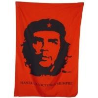 Posterfahne Flagge Che