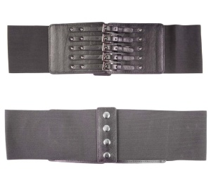 Corset Belt Gürtel Poizen Industries