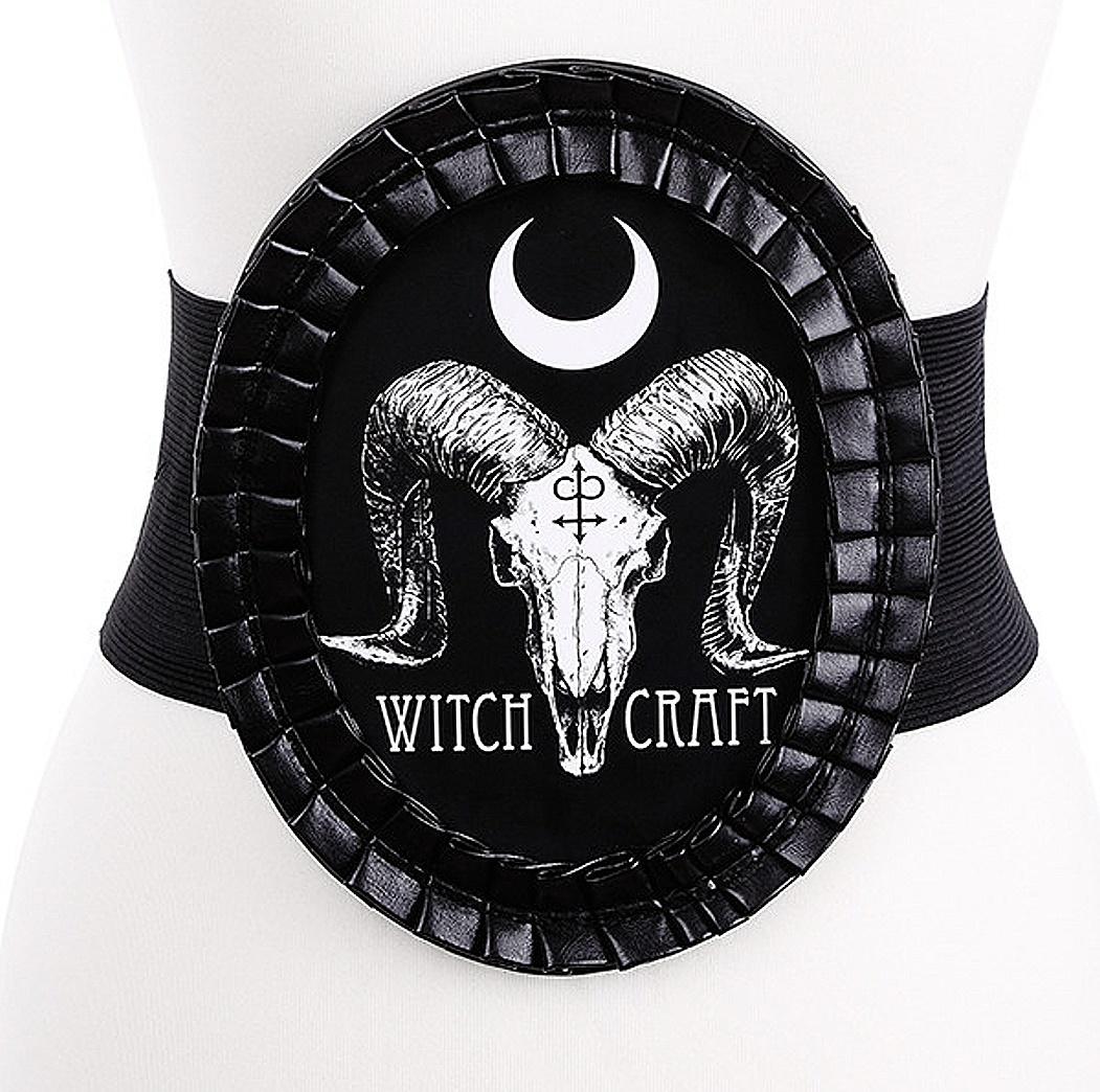 Gürtel Witch Craft