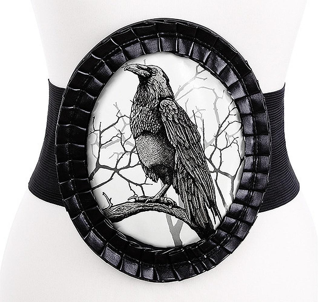 Gürtel Raven