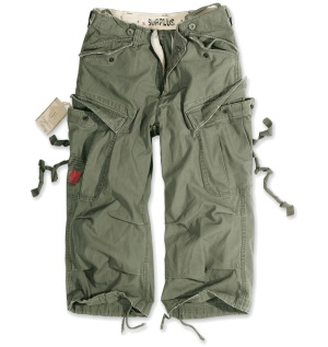 Vintage Engineer Army Short Surplus