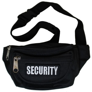 Bauchtasche Security