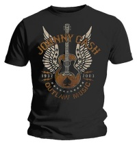 Johnny Cash Outlaw Tshirt