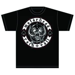 Motörhead Biker Badge Tshirt