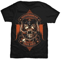 Motörhead Orange Ace T-Shirt