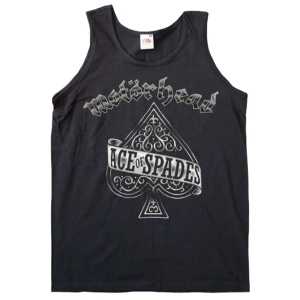 Motörhead Ace of Spades Girl Top