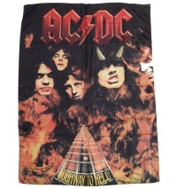 ACDC Posterfahne