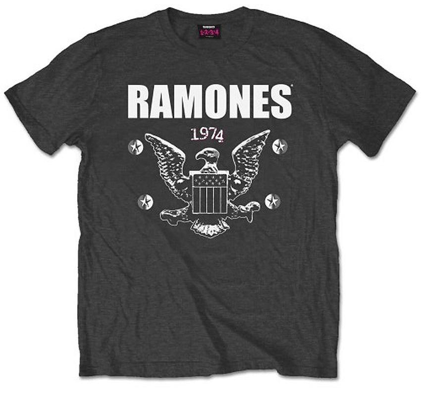 Ramones 1974 Eagle T-Shirt