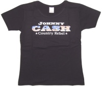 J. Cash Girl Shirt Country Rebel
