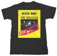 Sex Pistols Nevermind Tshirt