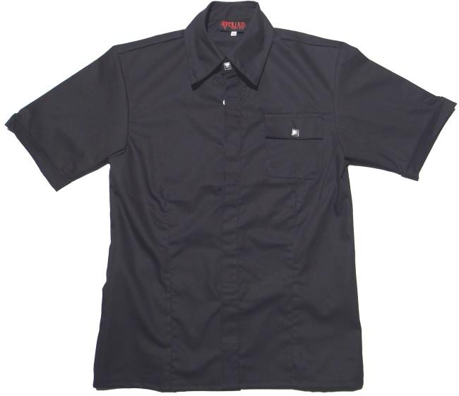 M�nnerhemd Gate Shirt Fine Denim Aderlass