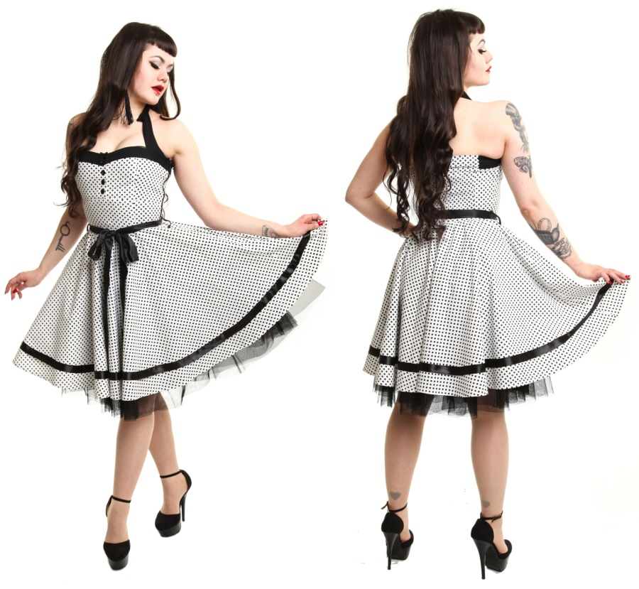 Neckholder Dress Rockabella