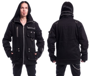 Arsen Jacket Men Chemical Black