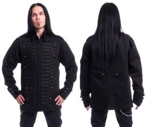 Herren Uniformjacke Axel Jacket Poizen Industries