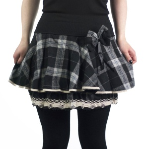 Minirock Aya Rock Tartan Innocent Lifestyle