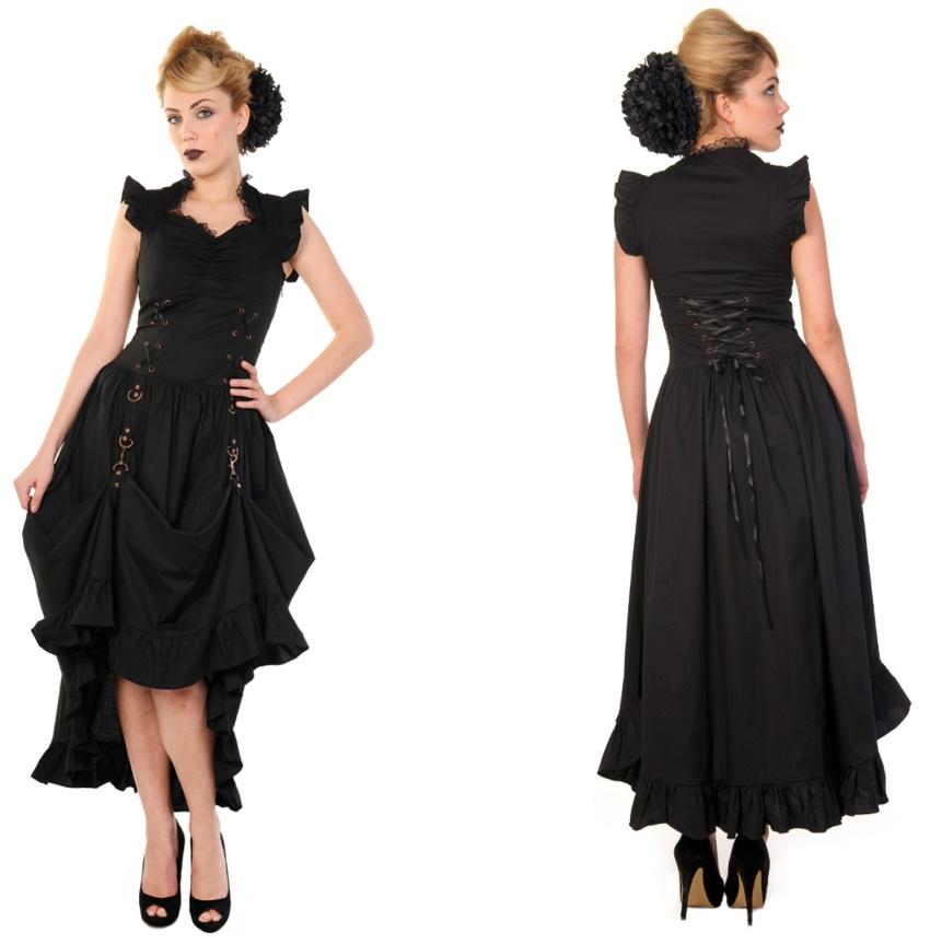 Kleid Banned Alternative Wear
