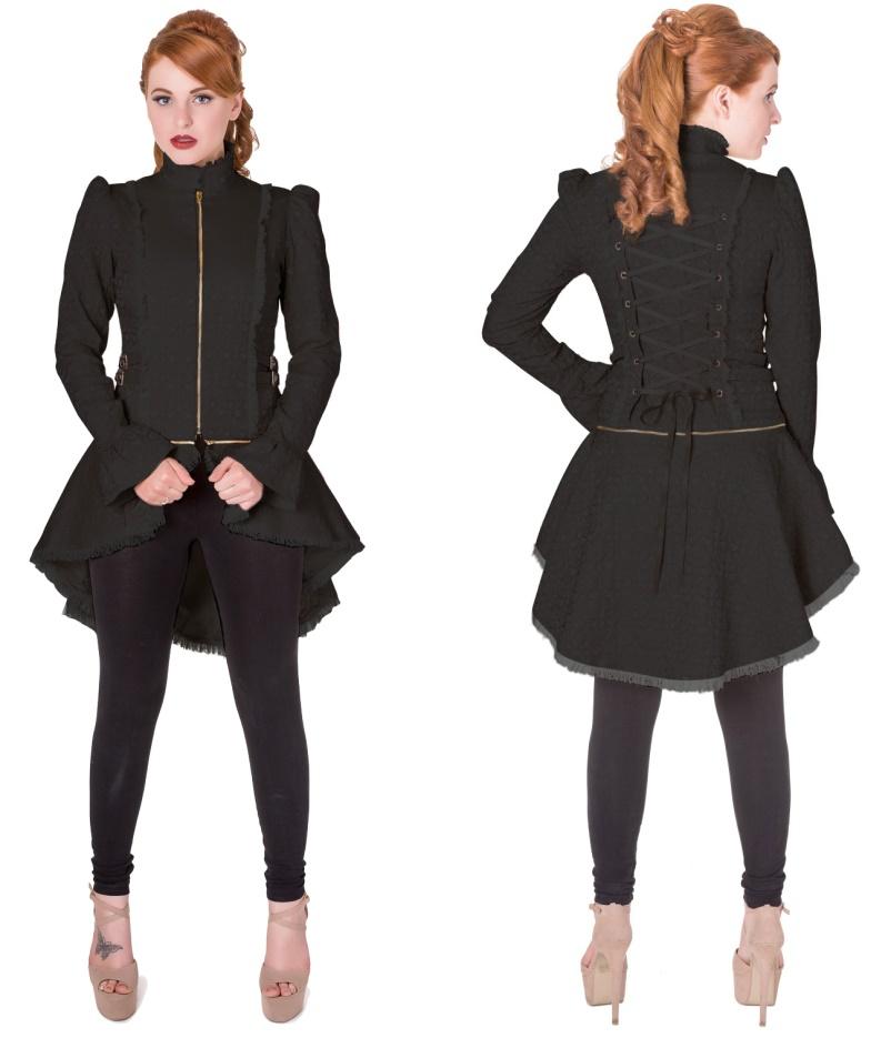 Gothic Jacket Alternative Wear