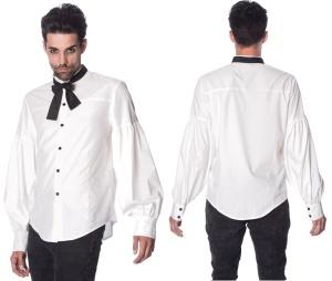 Männerhemd Banned