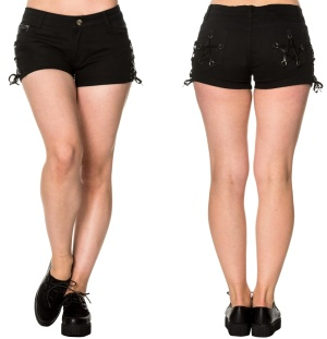 Ladies Hotpants Alternative Wear Banned