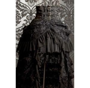 Gothic Spitzenrock Dracula Clothing