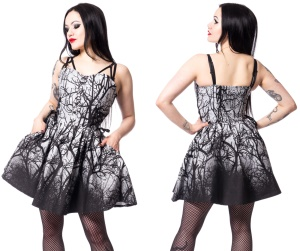 Dark Forest Dress Vixxsin