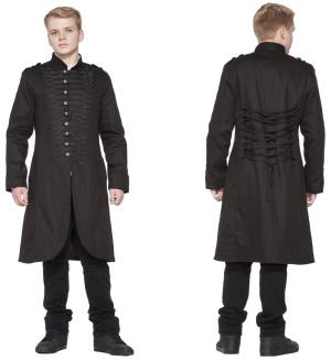 Military Coat Men