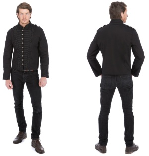 Herren Uniformjacke H&R London