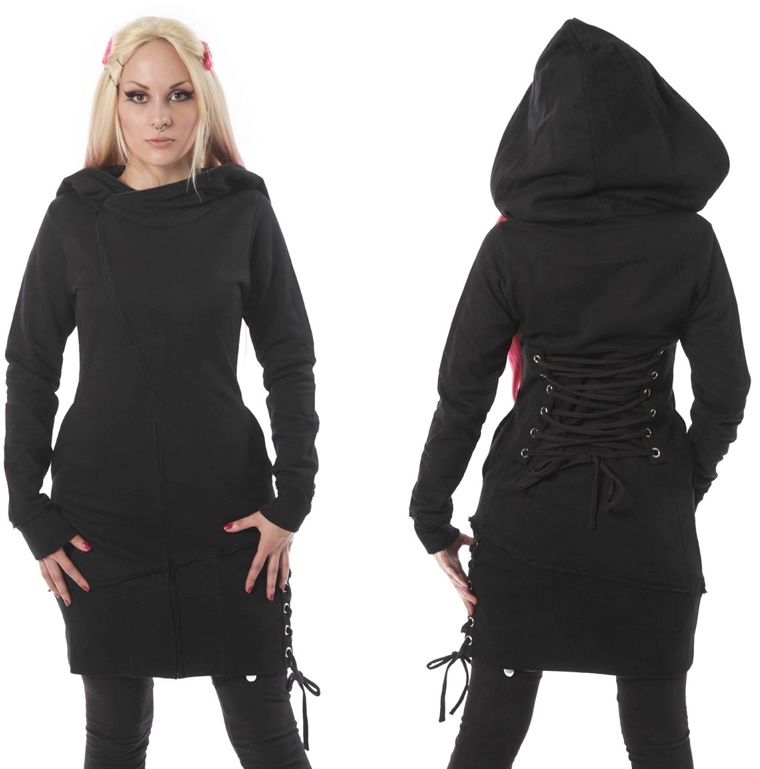 Girl Longjacke Vixxsin Evil Clothing