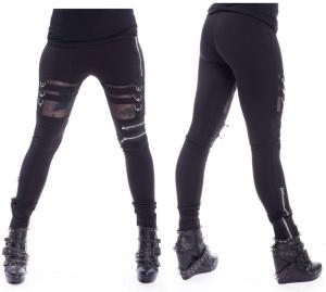 Leggings Inka Chemical Black