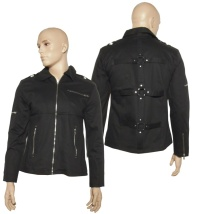 Jacke Denim Hard Leather Stuff