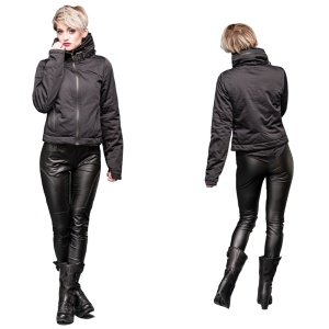 Winterjacke Damen Queen of Darkness