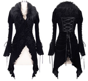 Gothicfrack Damen Devil Fashion
