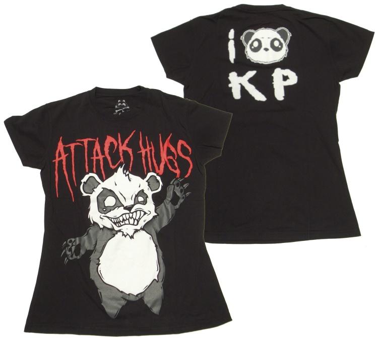 Girl Shirt Panda
