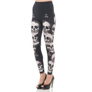 Leggings Skull Jawbreaker